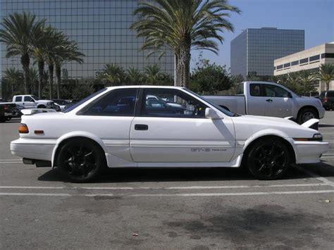 1988 Toyota Corolla Gts Specs Makelo 1988 Toyota Corolla Specs Photos Modification