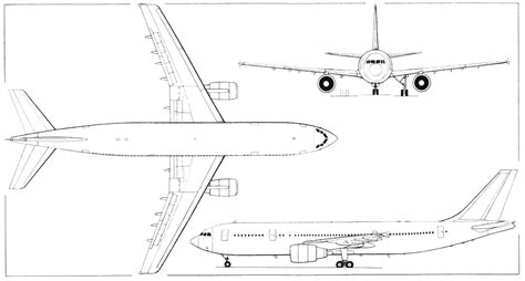 airbus a380 free coloring pages