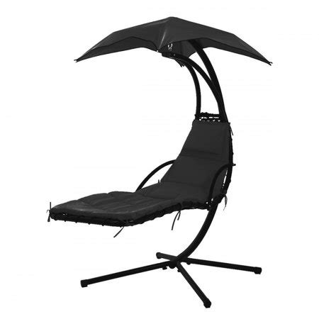 air chair stand hanging chaise lounger chair arc stand air porch swing