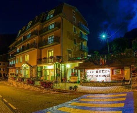 hotel fior hotel fior di monte caspoggio italie avis h 244 tel