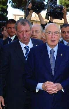 napolitano ministro dell interno un marinese il guard presidente della