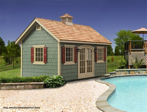 Poolhouse Plans by Pool Houses Homestead Structures