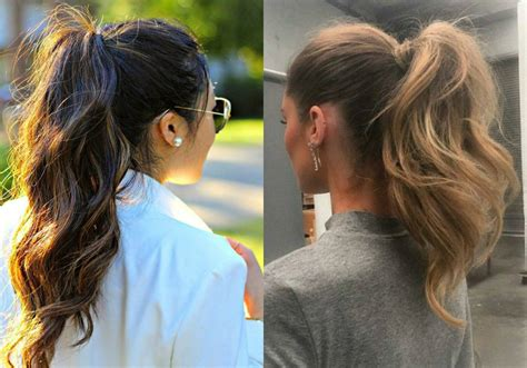 how to do high ponytail hairstyles perfectly easy ponytail hairstyles hairdrome com