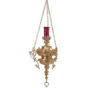 Floor Candle Stands Excelsis 389 50 Hanging Sanctuary Lamp