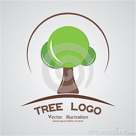 Green Circle Tree Logotype Branding Wood Company Stock Vector Image 51967065 Green Circle Tree Vector Logo Design Stock Vector 235140895