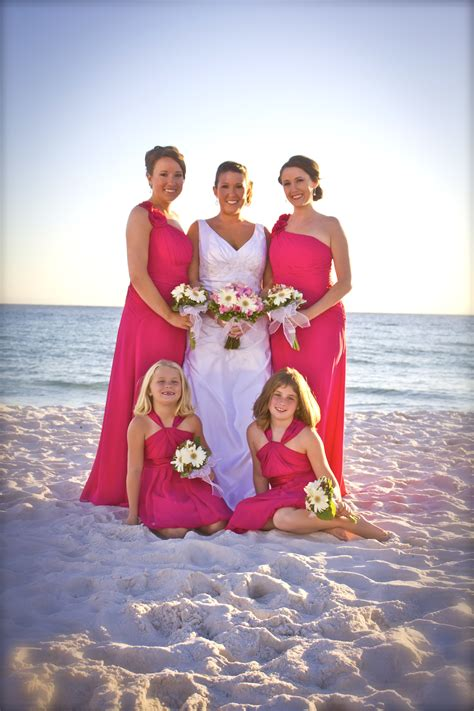real panama city beach wedding brandy  brandon