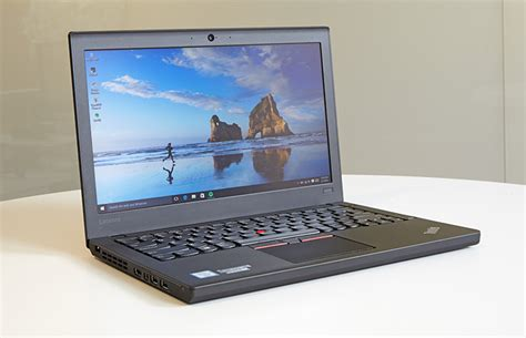 Laptop Lenovo Thinkpad X260 lenovo thinkpad x260 review and benchmarks
