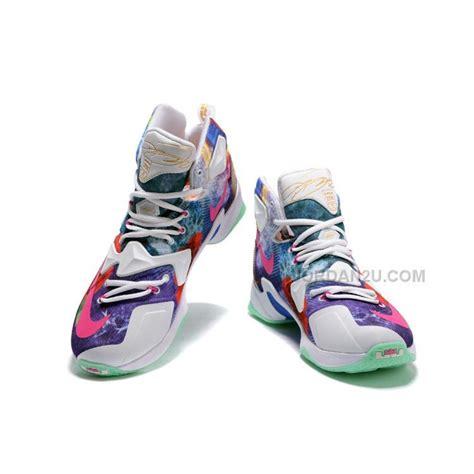 customize basketball shoes nike nike lebron 13 25k customize basketball shoes for sale