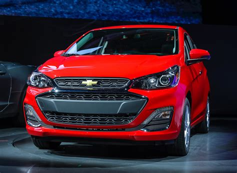 2019 Chevrolet Spark by 2019 Chevrolet Spark Chevy Review Ratings Specs