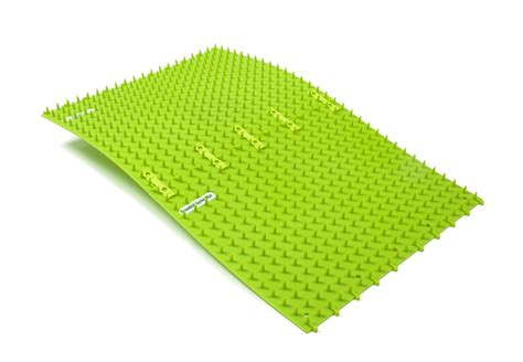 Acupressure Mat by Swedish Acupressure Spike Mat Classic Spikes