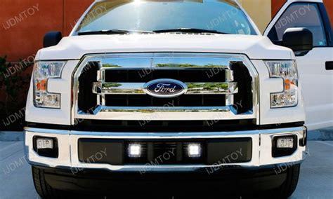 f150 led fog lights 2015 up ford f 150 cree high power led fog light kit