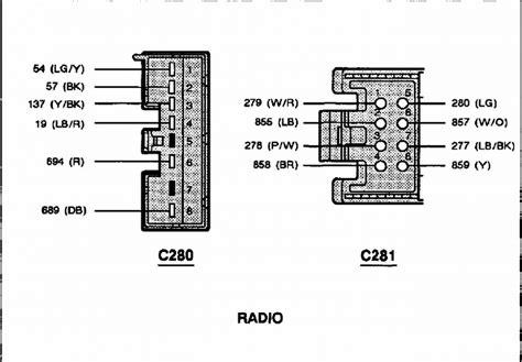 mustang mach  wiring diagram wiring diagram