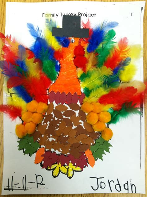 i kinder family turkey project
