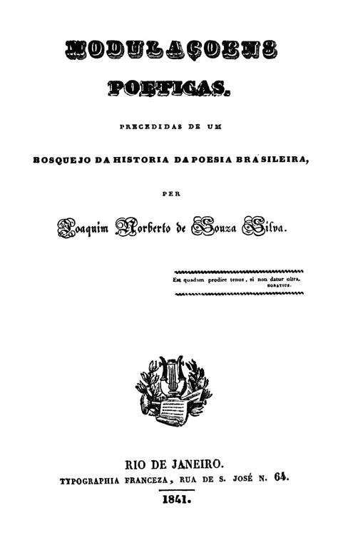Biblioteca Brasiliana Guita e José Mindlin: Modulaçoens