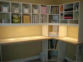 scrapbooking desk and storage scrapbooking