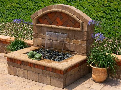 garden wall fountains de jard 237 n 100 modelos de espect 225 culos acu 225 ticos