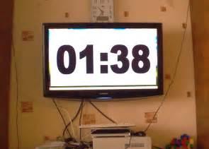 Pics photos digital stopwatch timer screenshot