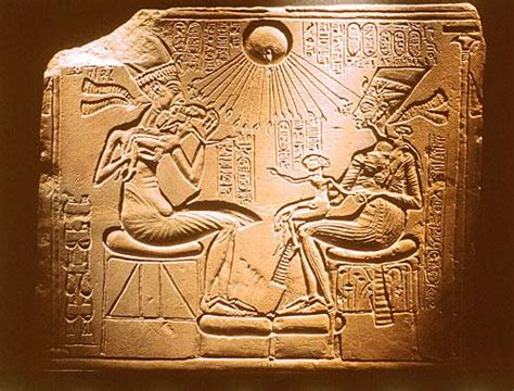 akhenaten and his family art history 101 gt cagna gt flashcards gt lesson 3 egypt