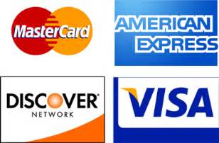 does robotworx accept credit card payments