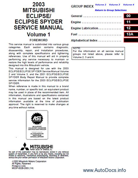 car repair manuals online pdf 2009 mitsubishi eclipse seat position control service manual pdf 2003 mitsubishi eclipse engine repair manuals 1996 mitsubishi eclipse