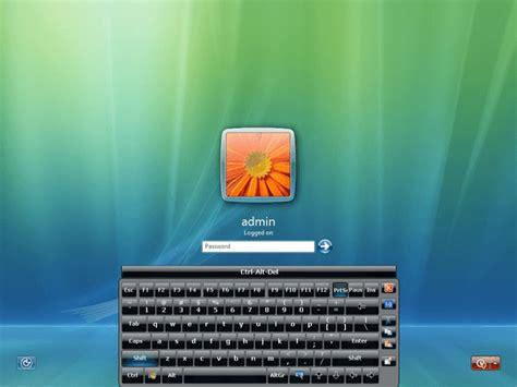 keyboard layout windows 7 logon screen vista logon keyboard acquire