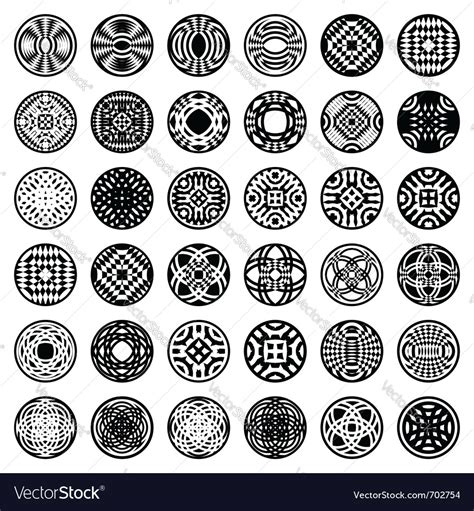 circular pattern synonym list of synonyms and antonyms of the word shape patterns