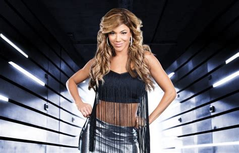 Rosa Mendes Wardrobe by Rosa Mendes Suffers A Wardrobe On