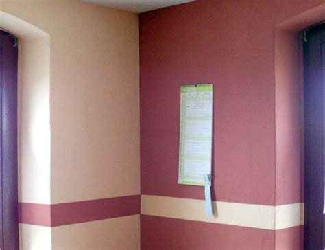 Kreative Wandgestaltung Streifen referenzen malerbetrieb mario naumann