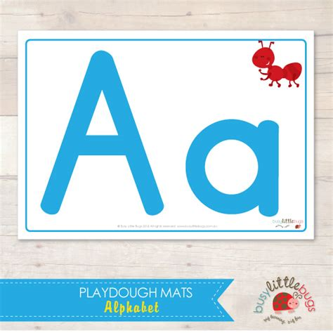 printable playdough mats alphabet playdough mats printable