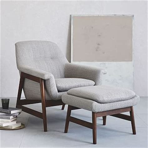 elm chair with ottoman metal frame leather chair elm