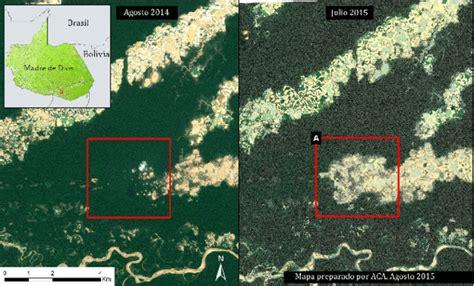 imagenes satelitales historia deforestaci 243 n www elhistoriador es