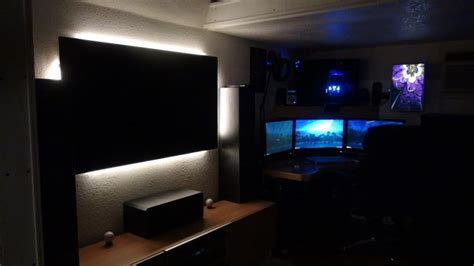 computer gaming room 17 best images about ultimate gaming setup on pinterest
