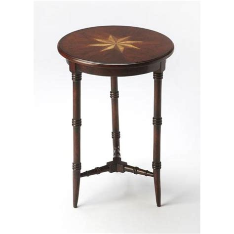 cherry accent table outdoor