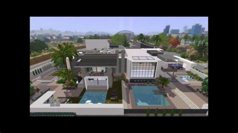 celebrity homes floor plans sims 3 celebrity house plans escortsea