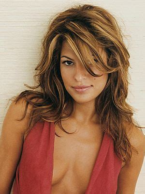 gorgeous hair color beauty   eva mendes hair