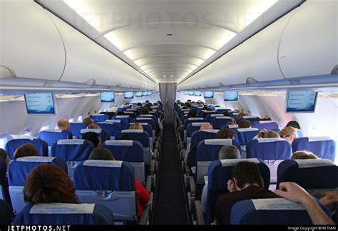 Bangkok Airways Interior by Hs Pgy Airbus A319 132 Bangkok Airways M Tian