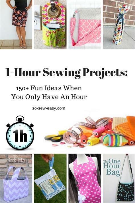 one hour craft projects 760 best free sewing tutorials images on