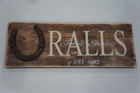 Handmade Wood Signs - handmade personalized wood signs the crafting