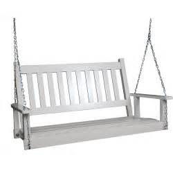 Lowes Wooden Swing garden treasures porch swing rocker glider at lowes