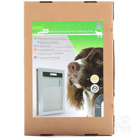 electronic puppy pet corp electronic door