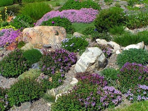 Gardens With Rocks Backyard Landscaping Ideas On Retaining Walls Creek Bed And Pebble Mosaic