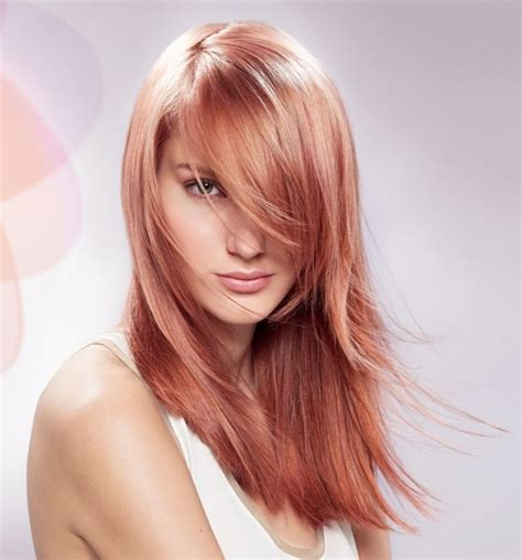 modelos de colores para cabello el nuevo rubio lleva el toque strawberry o fresa