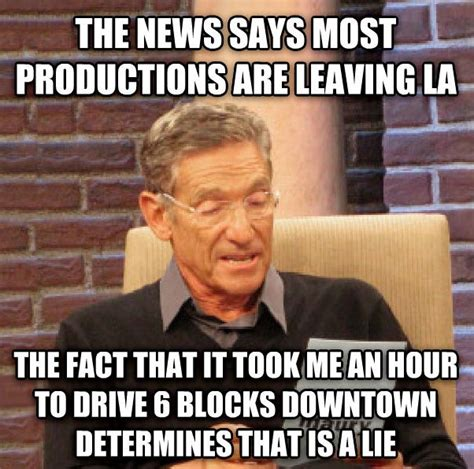 La Meme - 21 memes about living in los angeles that every angeleno