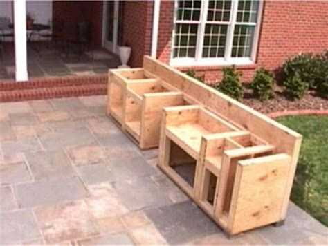 outdoor kitchen cabinet plans diy cabinet for outdoor grill station outside stuff