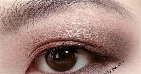 pink brown eyeshadow pink gold and brown eyeshadow look with etude house