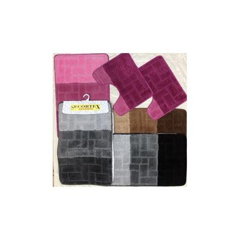 tappeti bagno design trendy tappeti tris bagno effetto d with tappeti bagno design