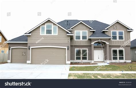 House Garage Plans by Beautiful Two Story House Plans Three Car Garage House Plan