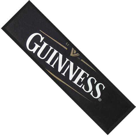 Bar Runner Mat by Guinness Wetstop Bar Runner Bar Mats Bar Towels Buy At