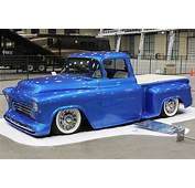 American Hippie Hot Rod  1957 Chevy Truck
