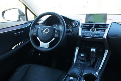 lexus nx interior lexus nx interior lexus nx 200t interior dimensions image